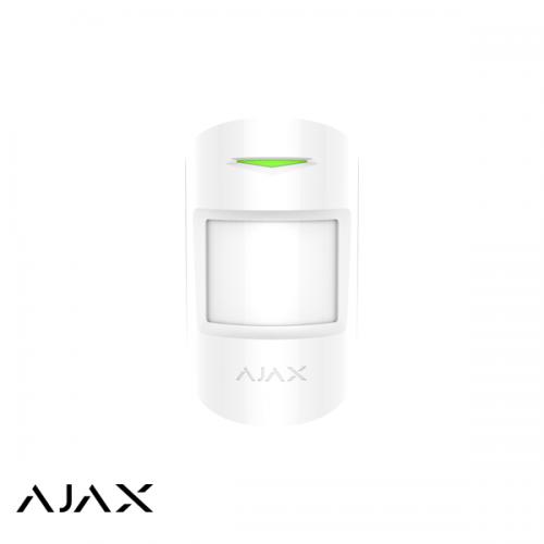 AJAX CombiProtect bewegingsmelder met glasbreukmelder draadloos