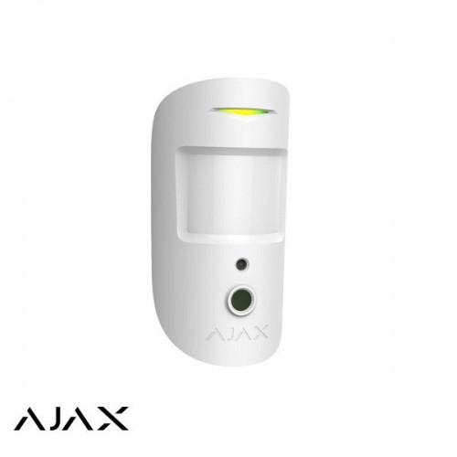 AJAX MotionCam bewegingsmelder + fotocamera draadloos