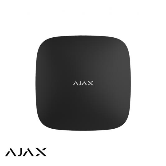 AJAX hub PLUS draadloos alarmsysteem wit/zwart