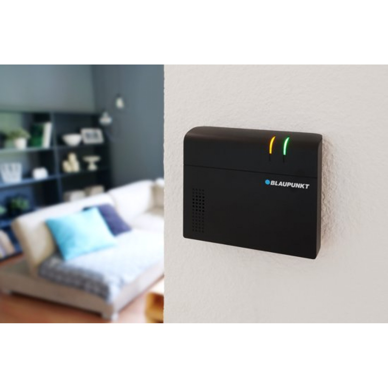 Blaupunkt Q-Pro 6600 Smart Home Draadloos Alarmsysteem