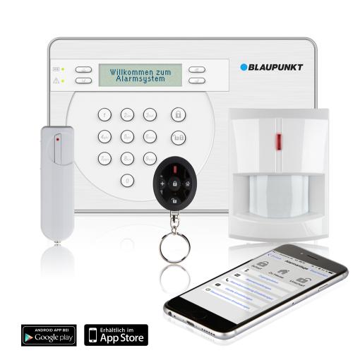 Blaupunkt SA2900-R Smart GSM Draadloos Alarmsysteem