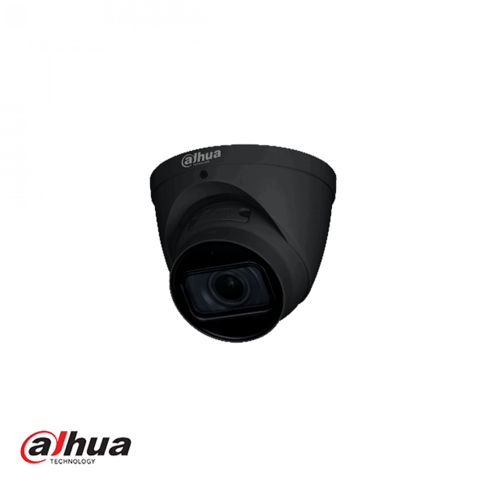 Dahua IPC-HDW3441T-ZAS-B 4MP Lite AI IR Vari-focal Eyeball Network Camera ZWART