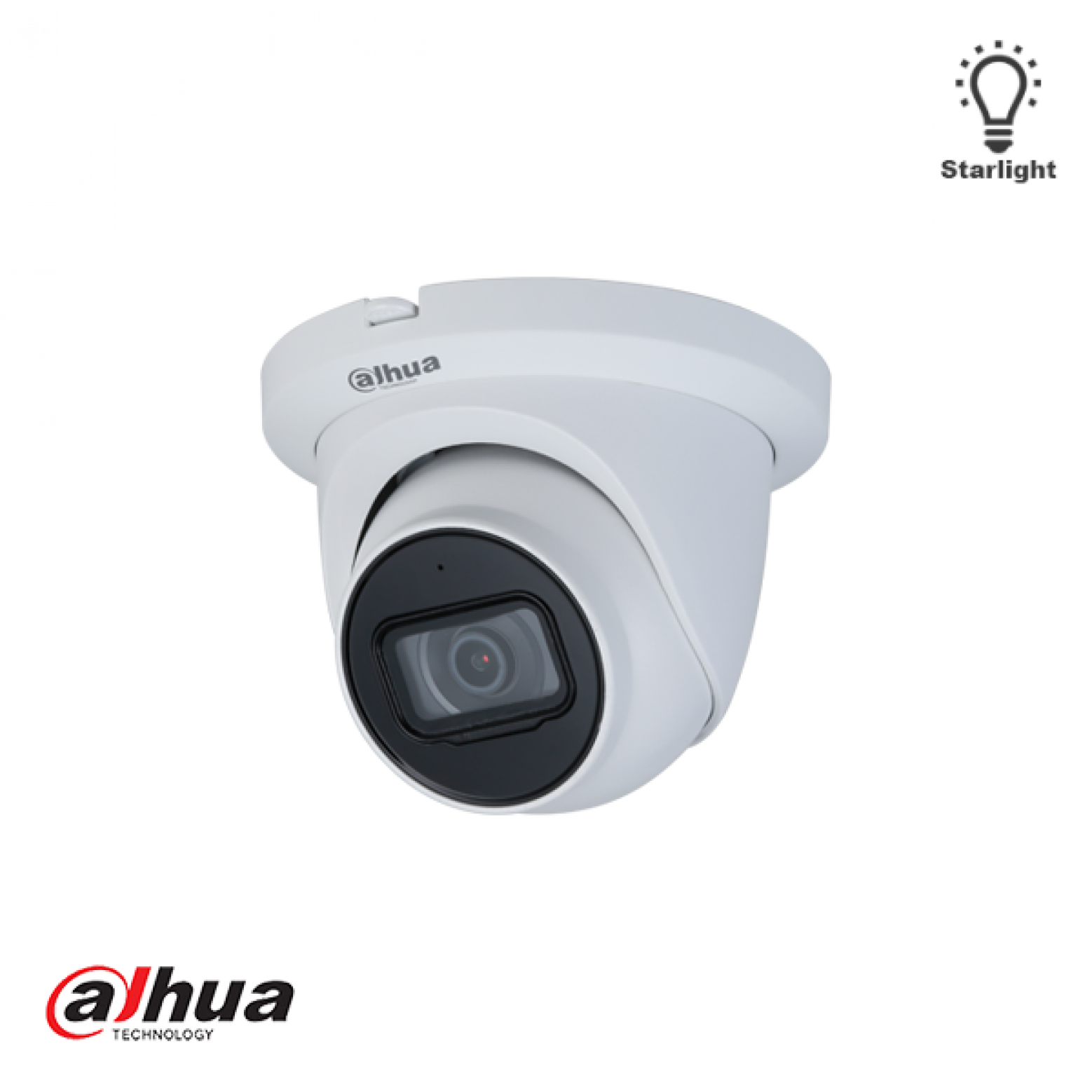 Dahua IPC-HDW3241TM-AS 2MP Lite AI IR Eyeball Network Camera 2,8mm