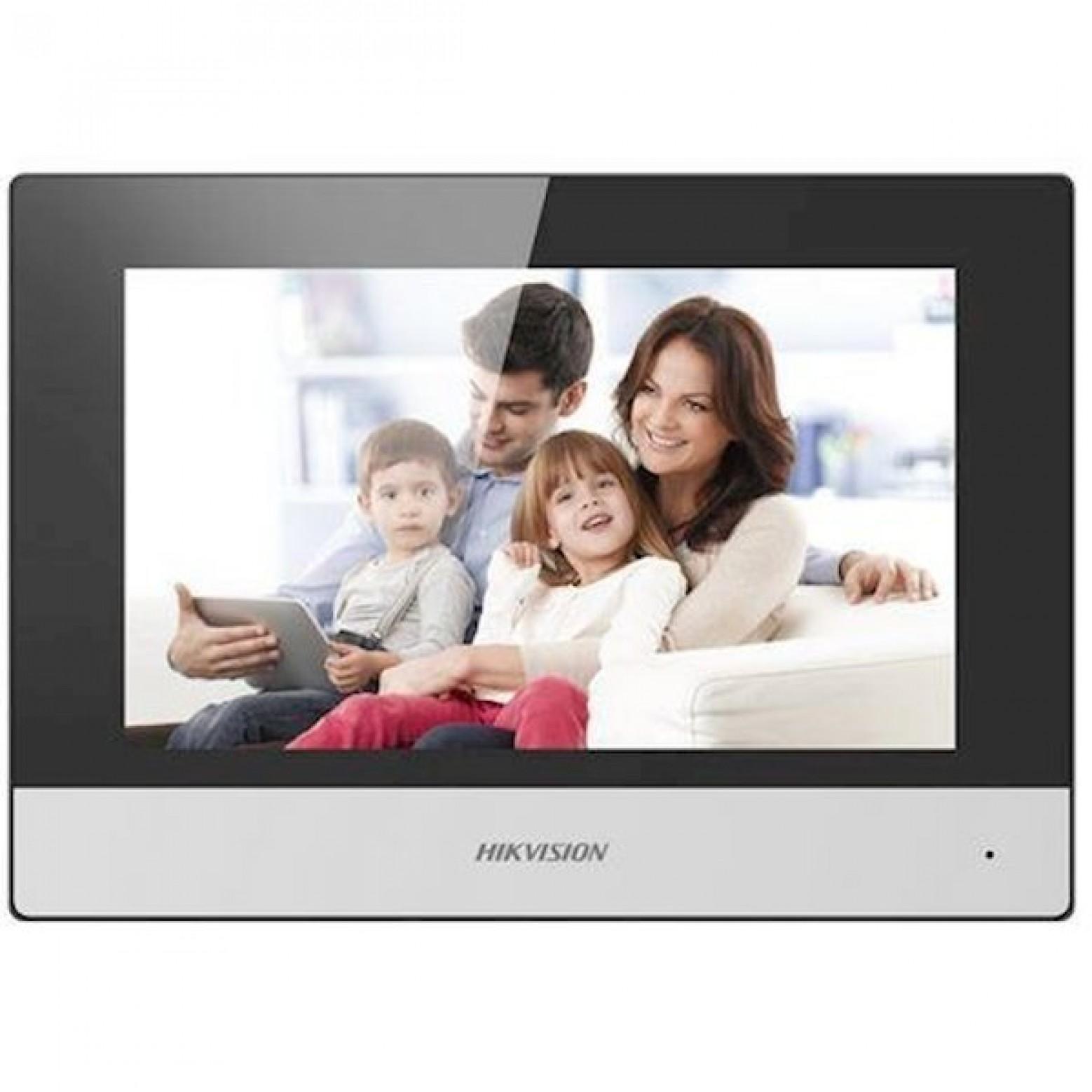 Hikvision DS-KH6320-WTE 7 inch binnenpost WiFi