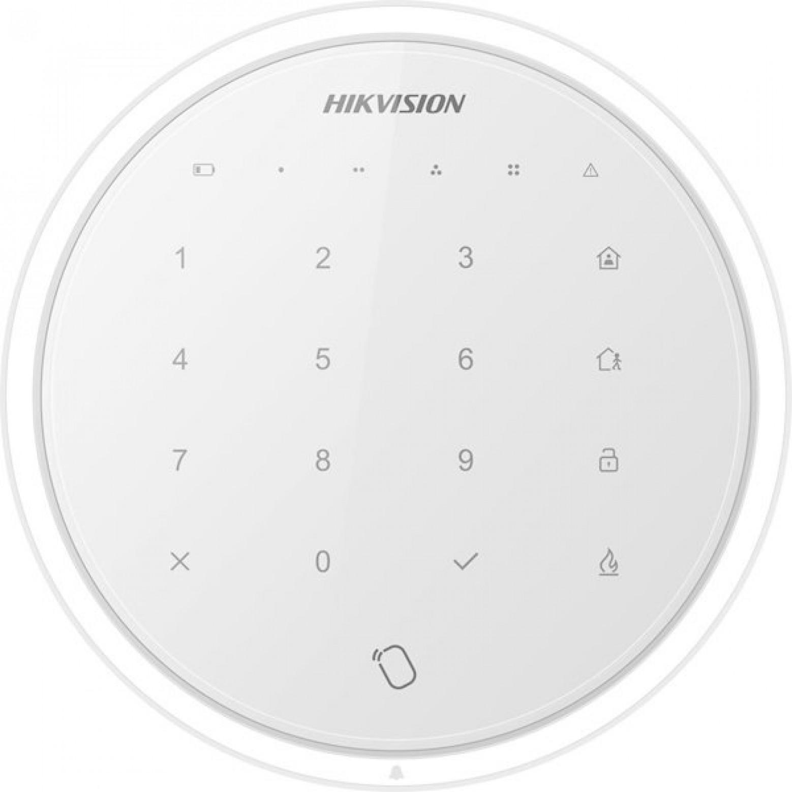 Hikvision DS-PKA-WLM-868, Draadloos Bedieningspaneel